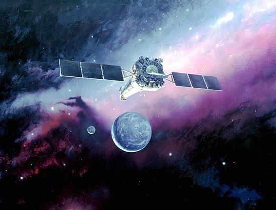 Hablo, Keplerio, Čandra, Niutono, Spicerio, Heršelio, Planko, teleskopai ChandraST