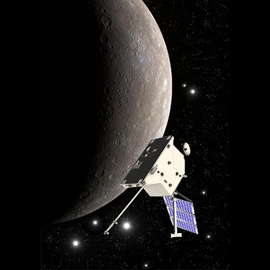 Hablo, Keplerio, Čandra, Niutono, Spicerio, Heršelio, Planko, teleskopai MPO