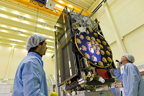 ESA, NASA, Roskosmos, CNSA, JAXA, ISRO GalileoFOC