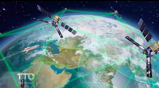 DARPA to begin new effort to build military constellations in low Earth orbit