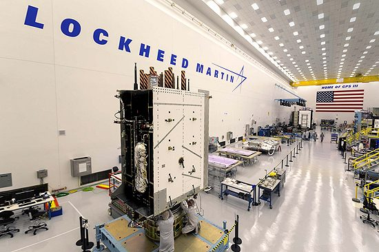 GPS Lockheed Martin GNSS