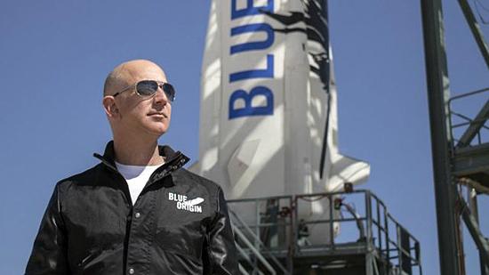 Blue Origin New Shepard Deff Bezz