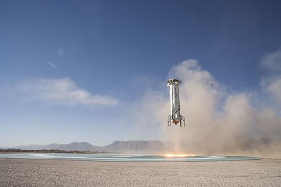Blue Origin New Shepard Mission7