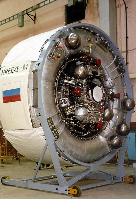Rusija, Proton, Angara, Chruničev