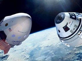 SpaceX Starliner Boeing NASA Dragon 2