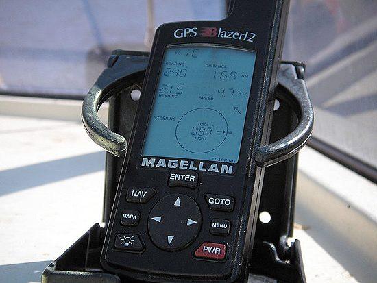 Magellan_GPS_Blazer121 GNSS