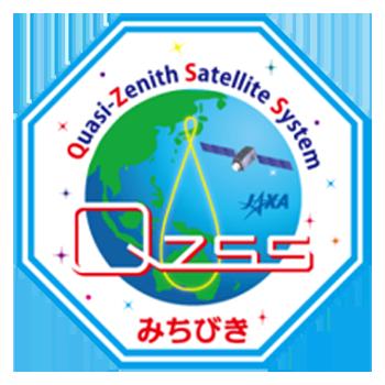 QZSS logo GNSS