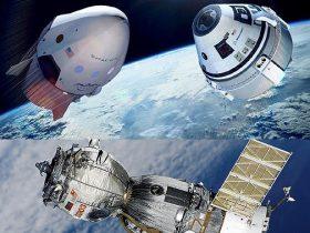 SoyuzStarlinerDragon 2