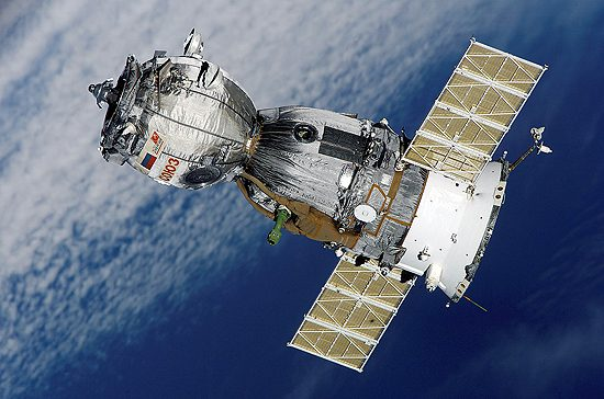 Soyuz TMA