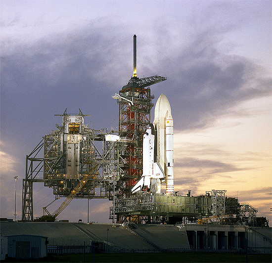 Space Shuttle Columbia NASA
