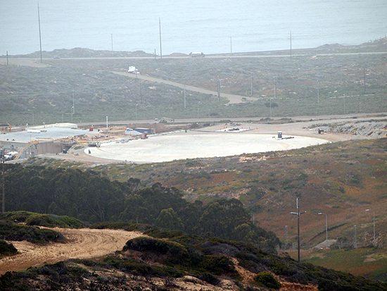 SpaceX Vandenberg