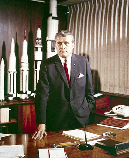 W. von Braun