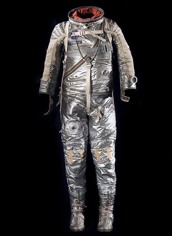 Alan Shepard Skafandras