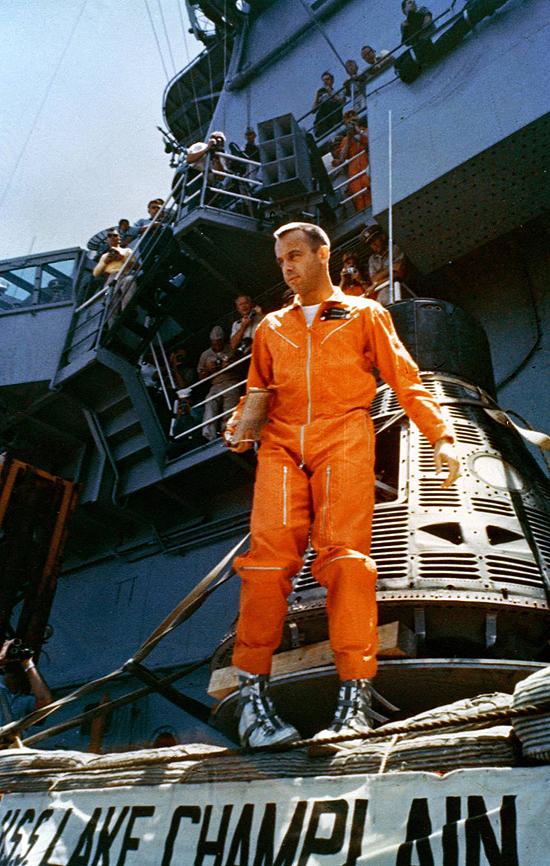 Alan Shepard Freedom 7