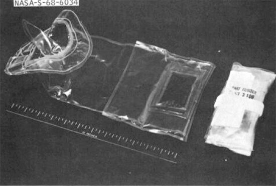 DCD Tualetas NASA