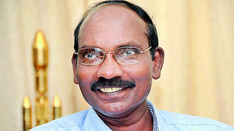 ISRO K. Sivan