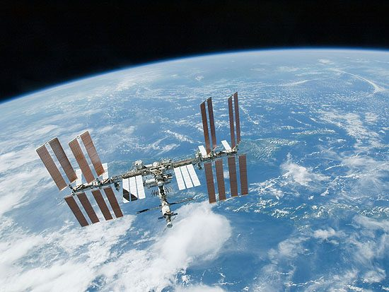 TKS International-Space-Station