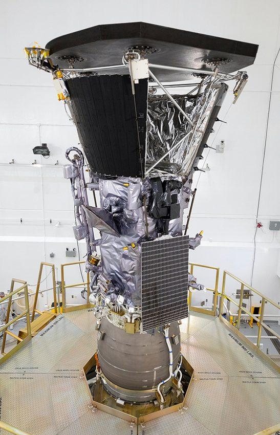 Parker Solar Probe A