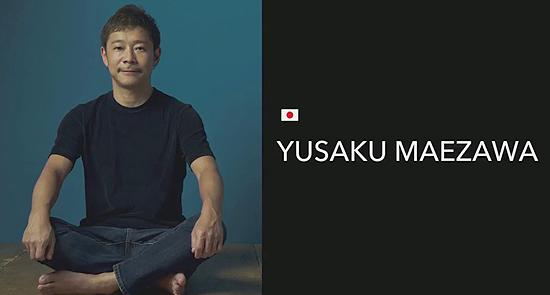 SpaceX, Elon Musk, Mėnulis, BFR, Yusaku Maezawa