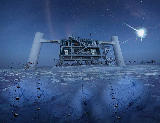 IceCube B Neutrinas, neutronas, neutroninė žvaigždė, cefeidė, pulsaras, juodoji bedugnė, gravitonas