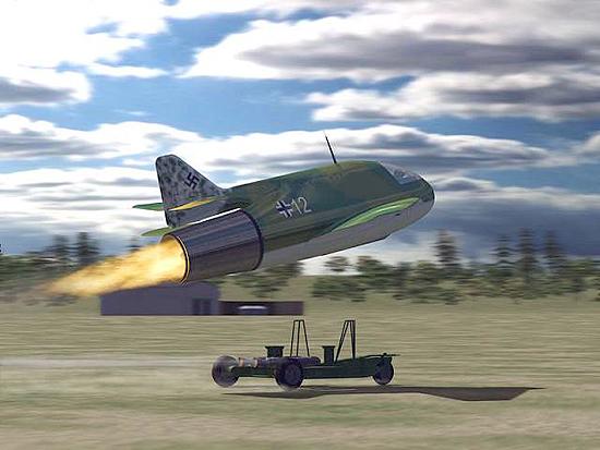 E. Sanger, SilberVogel, Raketenflugtechnik