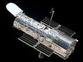 Hablas, Hubble Space Telescope, teleskopas