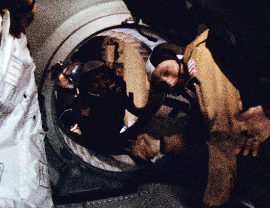 Kosmosas, skrydžiai, pavojai, Liberty Bell 7, Apollo Soyuz