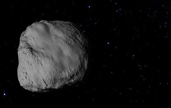 Bennu, Osiris, asteroidai