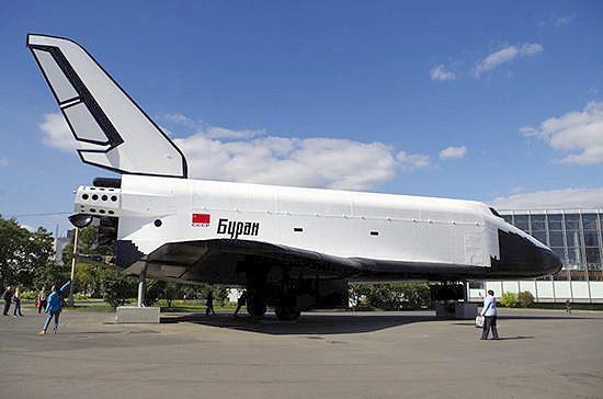 Buran, Space Shuttle, Rimantas Stankevičius, Igor Volk, Buran_Gorkis