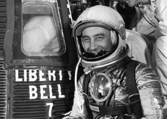 Kosmosas, skrydžiai, pavojai, Liberty Bell 7