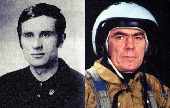 Buran, Space Shuttle, Rimantas Stankevičius, Igor Volk, Oleg_Kononenko_Anatolij_Levcenko