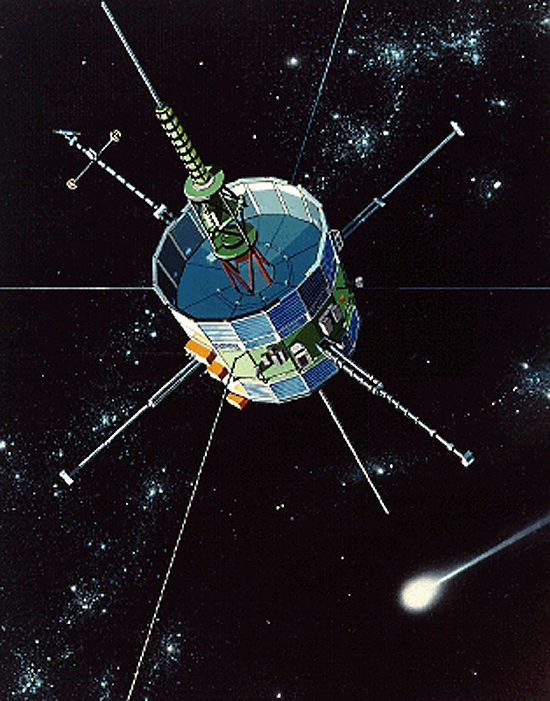 Galaxy-15, IMAGE, MIDEX-1, ISEE-3