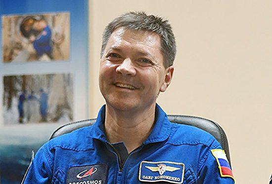 Kononenko, Sojuz MS-10, TKS