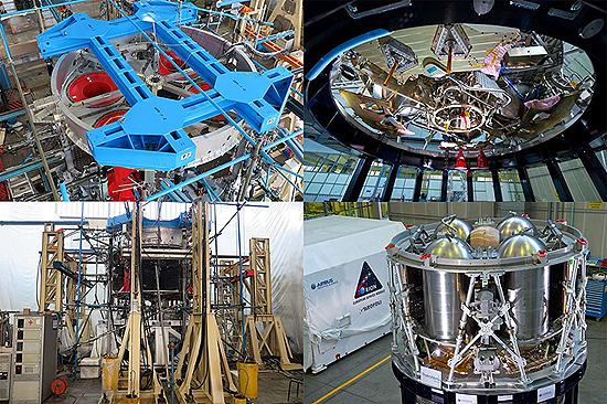 NASA, Orion, SLS