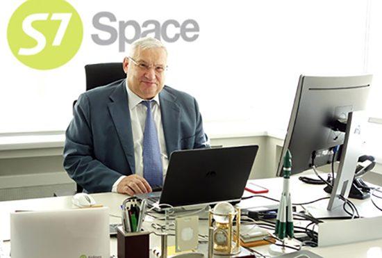 S7 Space, Roscosmos, SpaceX, NASA, S7 Space generalinis direktorius Sergej Sopov
