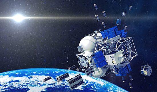 Roscosmos, Dauria Aerospace, Fregat