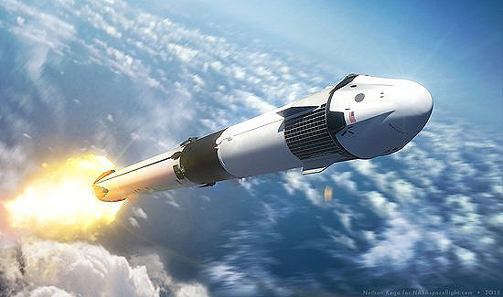 Starliner, Boeing, SpaceX, Dragon 2