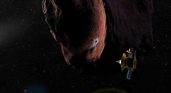 Ultima Thule, Gaspra, Hayabusa, Rosetta