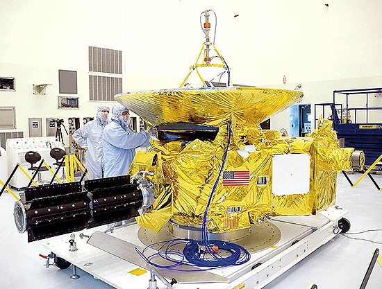 2014MU69, New Horizons, Ultima Thule