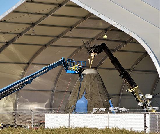 SpaceX, Boca Chica, Starship, BFR