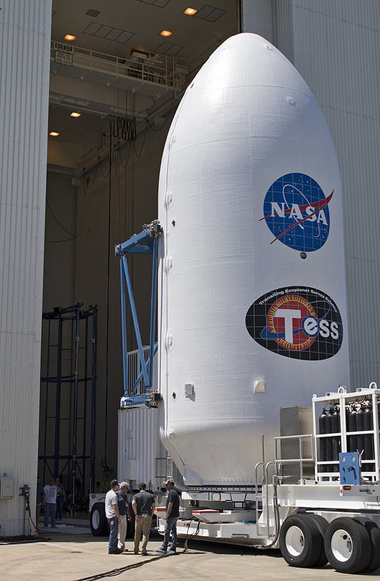 TESS, NASA, SpaceX, Falcon 9