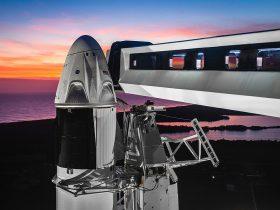Space Shuttle, Dragon, NASA