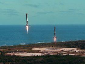 D. Rogozin, Falcon 9, NASA