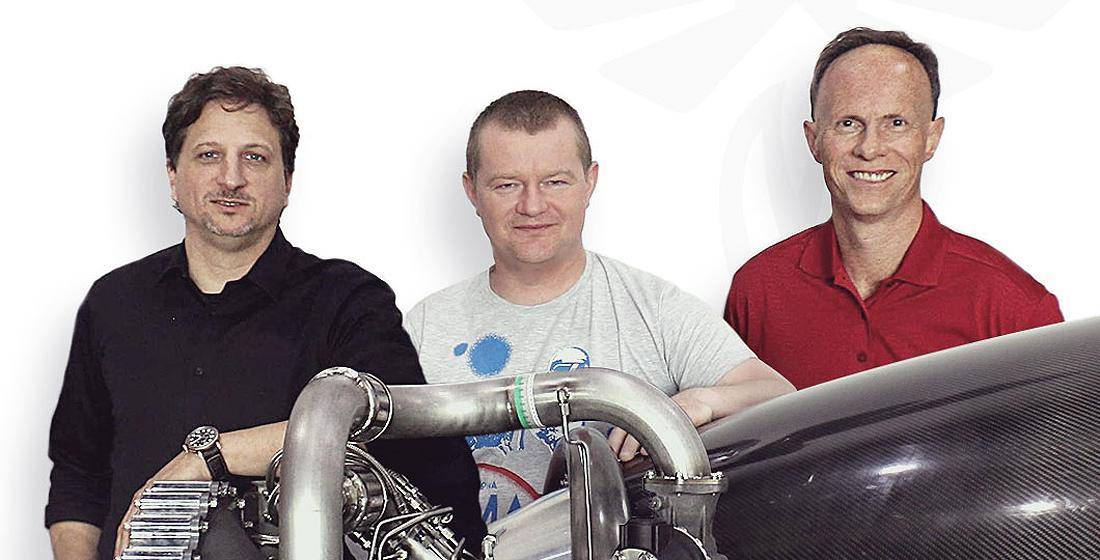 Markusic, Polyakov, Firefly