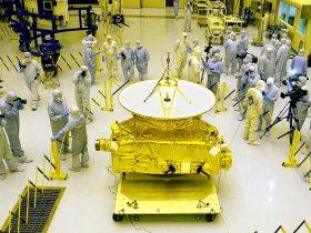 New Horizons, Pioneer, Voyager