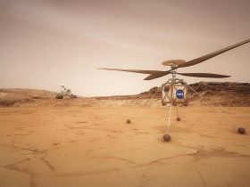 NASA, Mars Helicopter