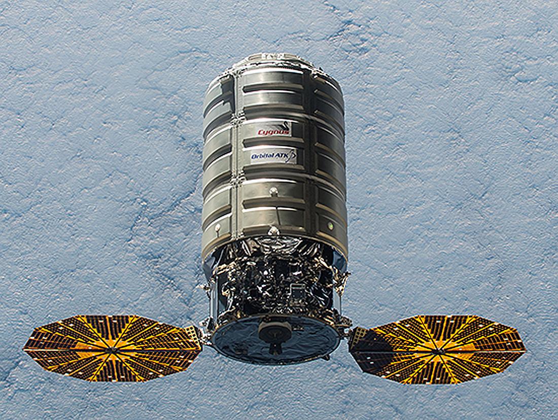 ISS-45Cygnus5