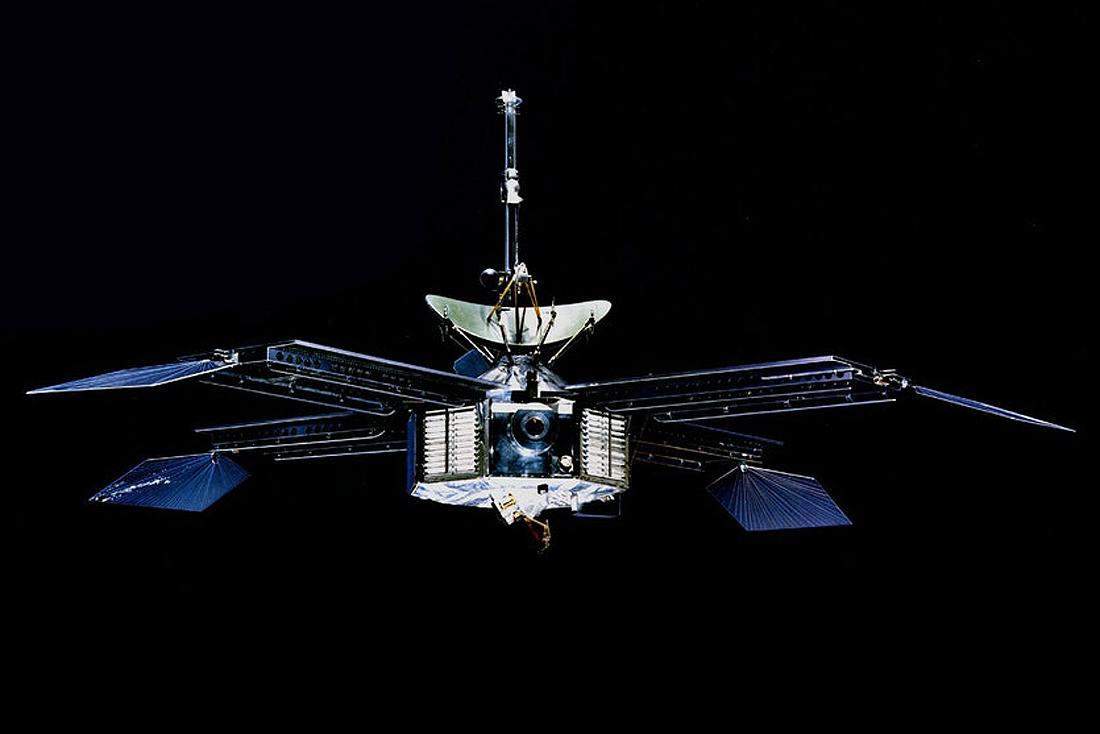 Marsas, NASA, Mariner-4