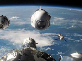 NASA, Starliner, Crew Dragon