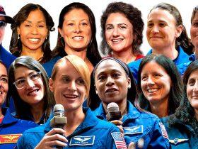 NASA, Mėnulis, astronautai